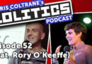 Ep52 – Rory O'Keeffe, Chris Coltrane. June 2017.