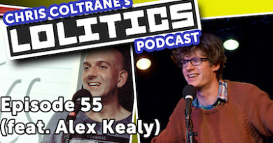 Ep55 – Alex Kealy, Chris Coltrane. June 2017.